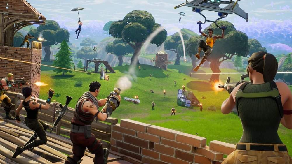 Sony accede y extiende el cross-play de Fortnite en PS4