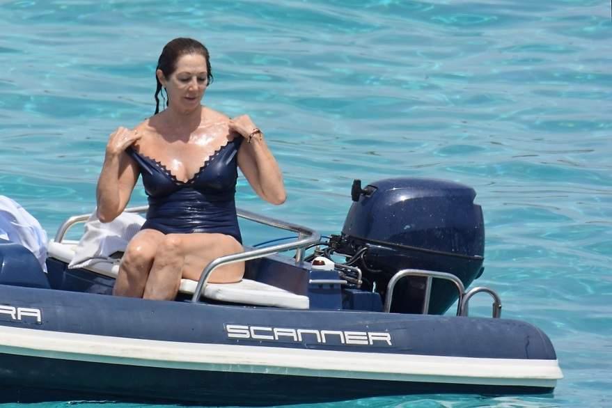 Ana Rosa Quintana, en Ibiza - 880x