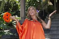 Boda Naranja de Lydia Lozano y Charly - 195x130