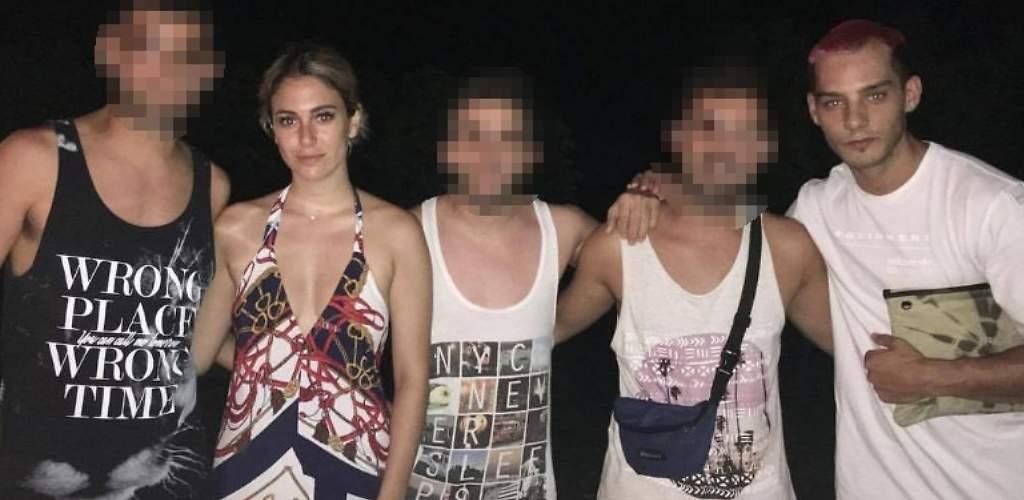 Blanca Suárez, pillada con Joel Bosqued en Tailandia