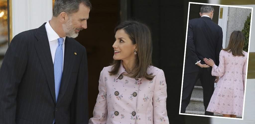 Felipe y Letizia desmienten su divorcio inminente