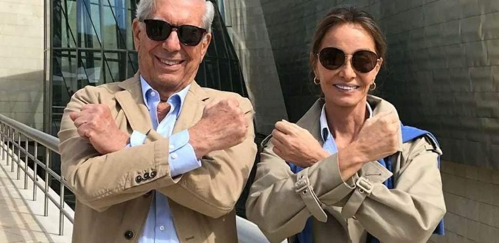 Isabel Preysler y Vargas Llosa: la Patrulla X se pone romántica