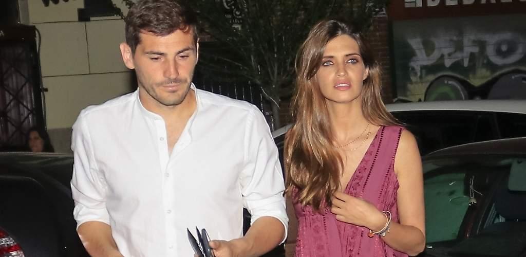 Iker y Sara celebran con una cena el éxito en los negocios