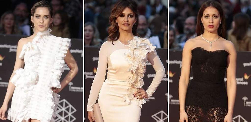 Hiba Abouk, María León y Mónica Cruz dan la nota