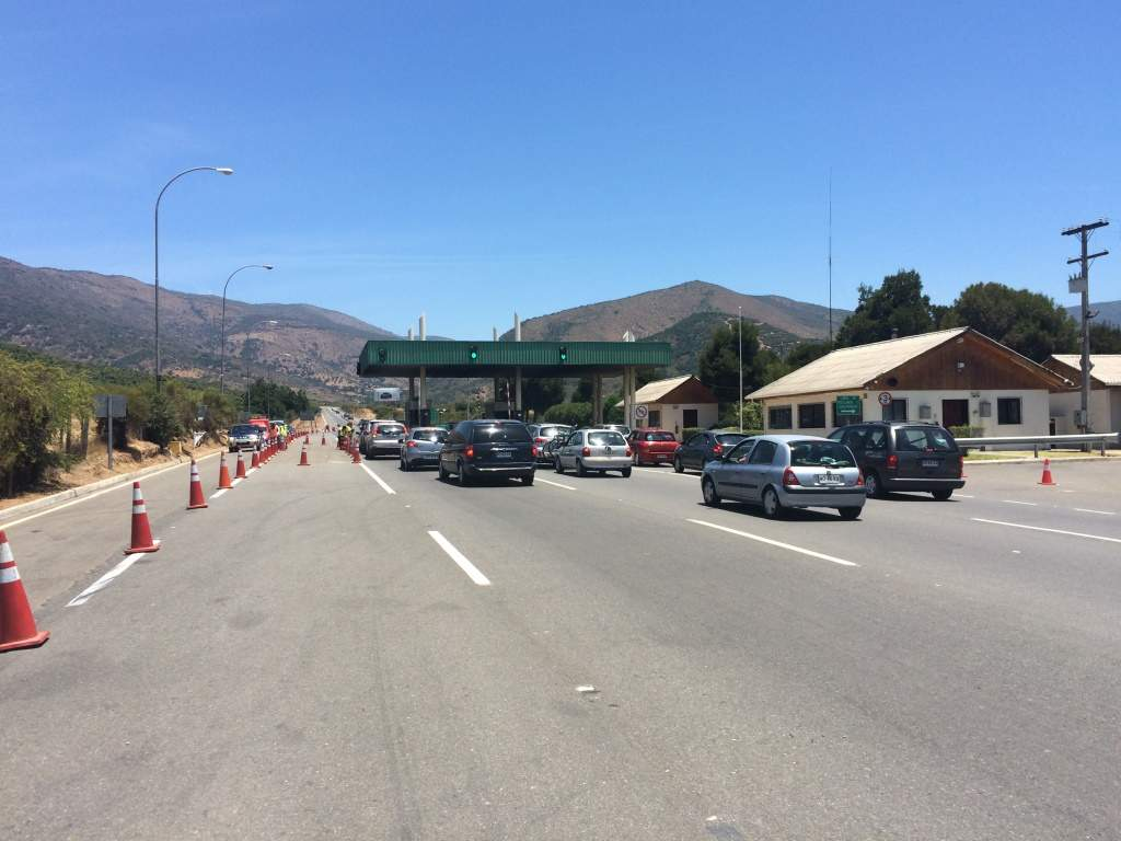 OHL Concesiones amplía una autopista en Chile