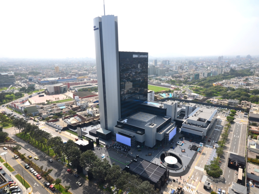 Banco continental bbva mexico for Bbva oficina central