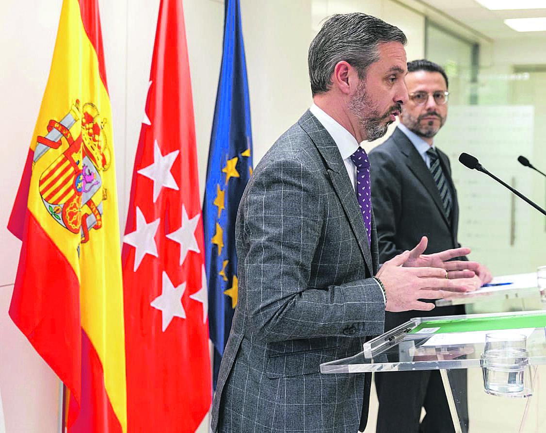 Madrid y Andalucía se plantan y rechazan perder el IVA de 2017 a cambio de más gasto