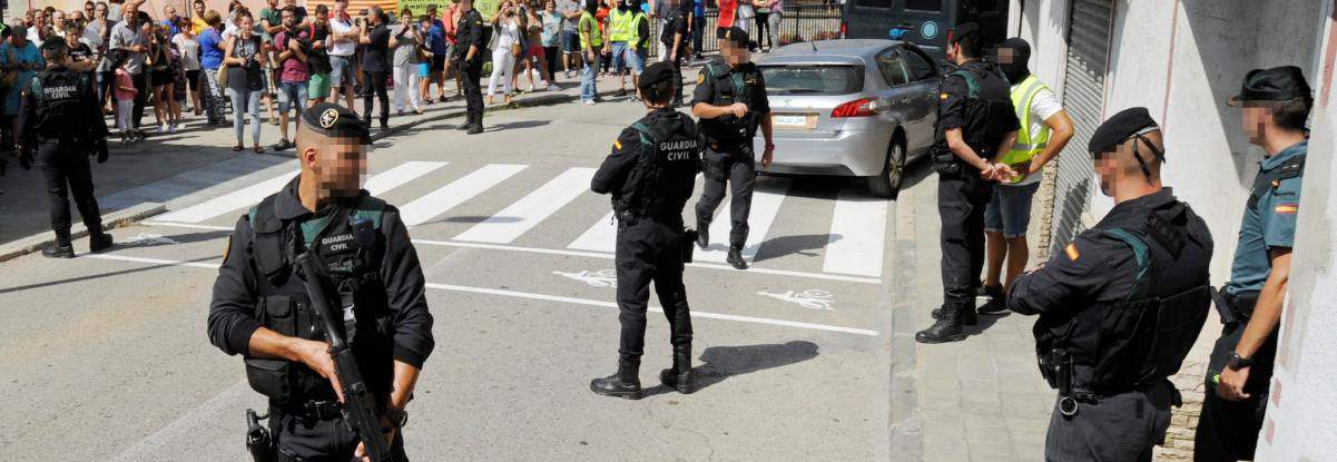 La búsqueda policial del terrorista huido Younes Abouyaaqoub se centra en la frontera con Francia