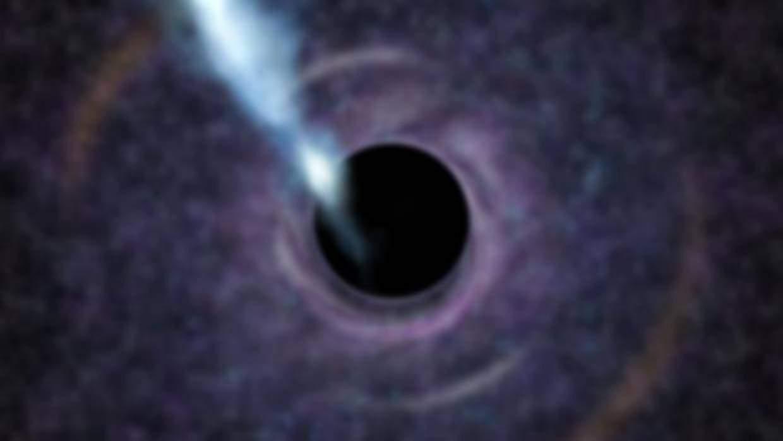 Cómo entrar en un agujero negro