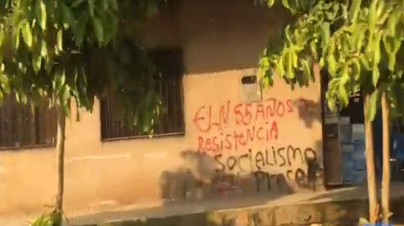Los grupos armados controlan la vida en la frontera colombo-venezolana