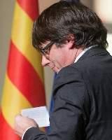 Ahora sí: Puigdemont pide el voto delegado para la sesión de investidura del president