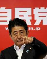 Shinzo Abe da por hecha su victoria en las elecciones de Japón