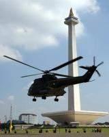 Un avión de la Policía de Indonesia se estrella con 12 pasajeros a bordo
