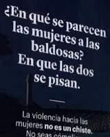 Chistes machistas para concienciar contra la violencia de género de Zamora