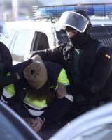 Un detenido por implicación en una red yihadista de financiación y captación de combatientes