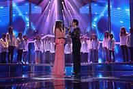 Amaia y Rosa cantaron 'Gracias por la música' - 195x130