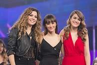 Miriam, Aitana y Amaia, finalistas de la última Gala 'OT' - 195x130