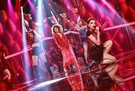 Mimi, Ana, Natalia y Gisela cantan 'Lady Marmalade' - 195x130