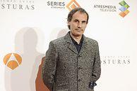 Francesc Garrido, en la presentación del última capítulo de 'El tiempo entre costuras' - 195x130