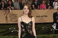 Premios SAG: Emma Stone - 195x130