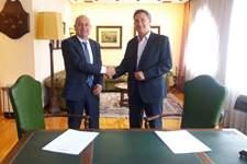 Caja Rural de Teruel y Cámara de Comercio se unen para apoyar la formación empresarial