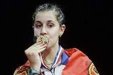 Carolina Marín afronta el reto de ganar en Río con doble alegría: el oro y 4,5 euros de cuota
