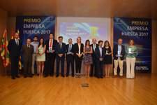 Levitec Sistemas, Premio Empresa Huesca 2017