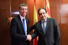 Cámara de Zaragoza reconoce al Hospital Viamed Montecanal por su X aniversario