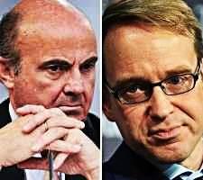 Otra pieza más en el puzzle del BCE: Weidmann apunta al puesto de Draghi