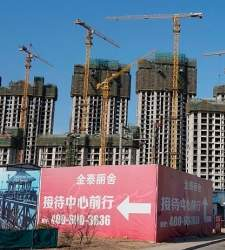 China no consigue pinchar la burbuja inmobiliaria en las grandes ciudades