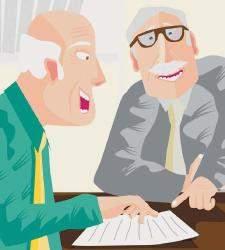 Los jubilados califican de desvergüenza las propuestas del FMI