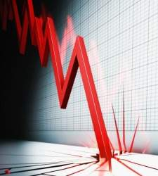 Las bolsas europeas caen un 2%