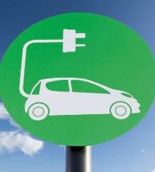 Patentan un sistema de recarga de vehículos eléctricos en los edificios