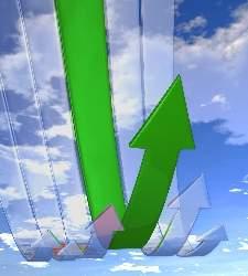 El Dow Jones regresa al verde tras ocho jornadas con caídas