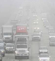 La contaminación de los coches mata a más gente en EEUU que los accidentes de tráfico