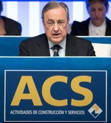 Florentino Pérez enfada al Gobierno al intentar llevarse Abertis a Alemania