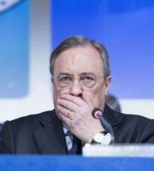 Florentino Pérez arriesga un bonus de 18 millones tras la fuga de sus socios