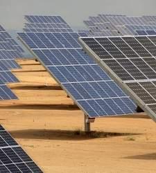 Hay energ as renovables suficientes para cubrir todas for Placas solares barcelona