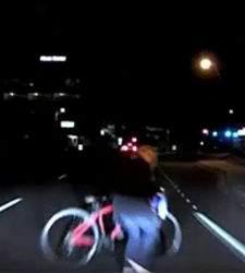 El choque de Uber
