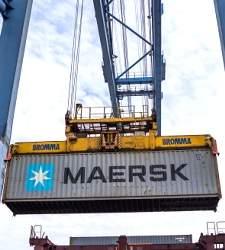 Moller-Maersk se divide para afrontar una doble crisis: la petrolera y la del transporte