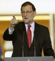 Rajoy y Sánchez anuncian un acuerdo para convocar elecciones en Cataluña el próximo enero
