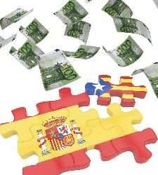La DUI acelera la fuga de depósitos en Cataluña: salen hasta 31.400 millones