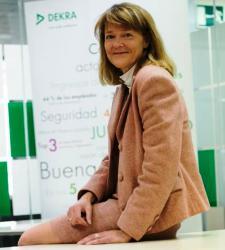 Yvonne Rauh, directora general de Dekra en España