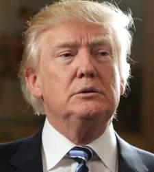 El efecto Trump: el Dow Jones no subía tanto en el primer mes de un presidente desde 1908