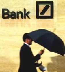 Deutsche Bank se desploma un 6%: Merkel no piensa rescatarlo