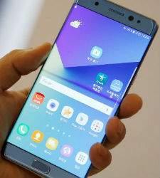 Es oficial: Samsung confirma que el fallo del Galaxy Note 7 residía en la batería