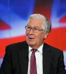 El exgobernador del BoE: Reino Unido estará mejor fuera de la Unión Europea