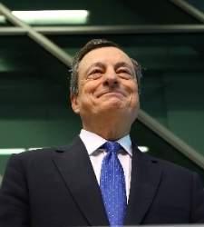 Draghi asegura que ahora la recuperación económica es sólida y amplia