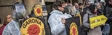 Indignación y oposición radical en Euskadi ante la reapertura de Garoña