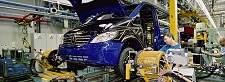 La planta de Mercedes-Benz en Vitoria trabajará de nuevo por la noche